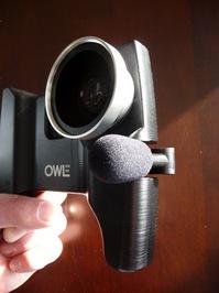 OWLE bubo microphone