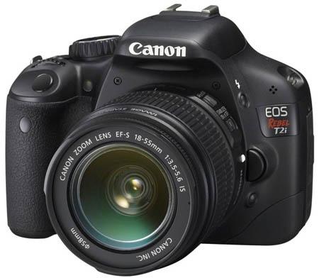 Canon's new T2i
