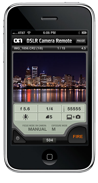 iPhone App from onOne