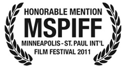 TRIUMPH67 is an Honorable Mention winner at MSPIFF 2011