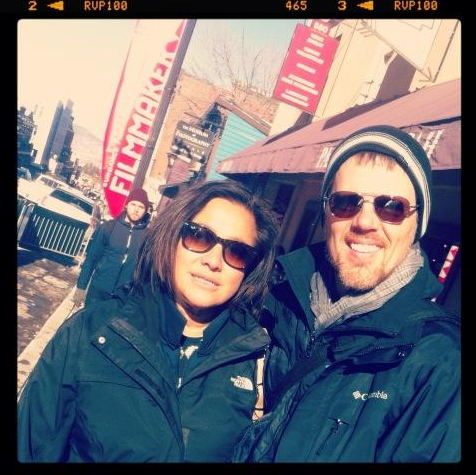 scilla and jeremy at sundance