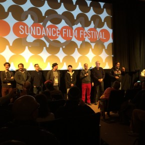 Love Is Strange QA at Sundance