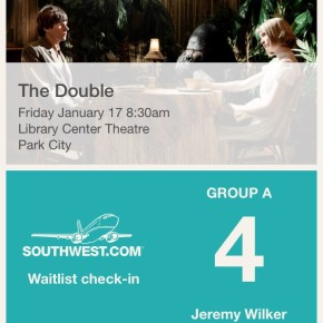 The Double waitlist