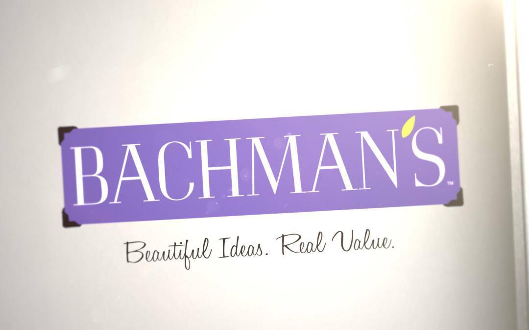 Bachman's Spring TV