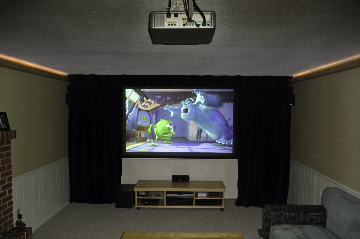 HD Home Theater on the Cheap