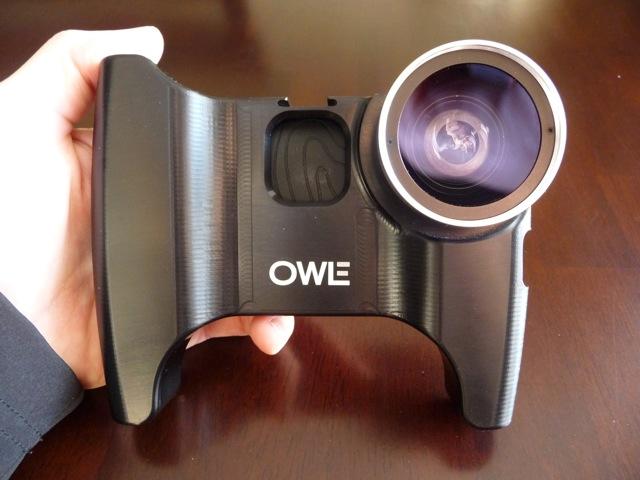 OWLE bubo Camera Rig