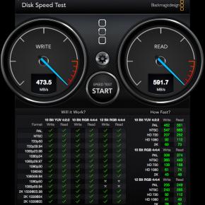 RAID0 Speed