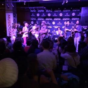The Fela band