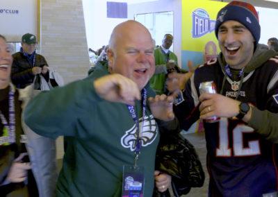 Stubhub Super Bowl Fan Zone